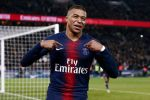 Image result for mbappe psg 5-1 montpellier 2019 getty