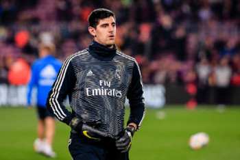 85a931c51 Real Keeper Courtois Prepared For Atletico Wrath Ahead Of Madrid Derby